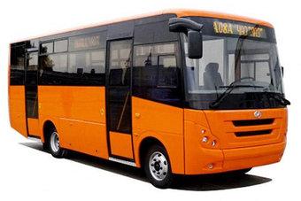Теперь в гамме ЗАЗ три модели автобусов.