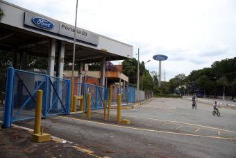 Заводы Ford сразу в нескольких регионах страдают от низкой загрузки