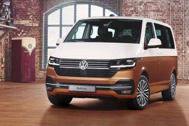 Обновленный Volkswagen Multivan T6.1 получил «свежую начинку»
