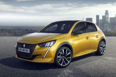 Новое поколение Peugeot 208 порадует интересной электрической версией