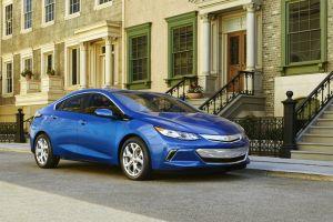 General Motors поставил крест на гибридной модели Chevrolet Volt