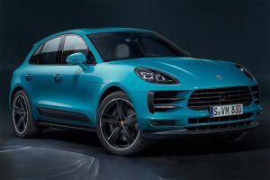 Porsche выпустит электрический Macan