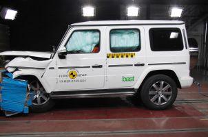 Новый Гелендваген, Honda CR-V и SEAT Tarraco показали себя «отличниками» в краш-тестах EuroNCAP