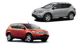 Nissan Murano первых двух поколений (2002–2016 гг.). На лицо ужасный! Добрый ли внутри?