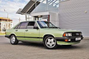 Народное ретро. Audi 200 C2 Typ 43 1980 года. Первый шаг в премиум