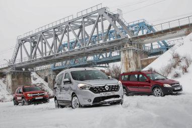 Две причины не покупать Renault Duster — Lada Largus Cross и Renault Dokker