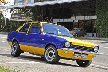 Народное ретро. Opel Kadett C 1976 года. Боец финансового фронта