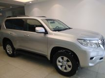 Toyota Land Cruiser Prado, 2018