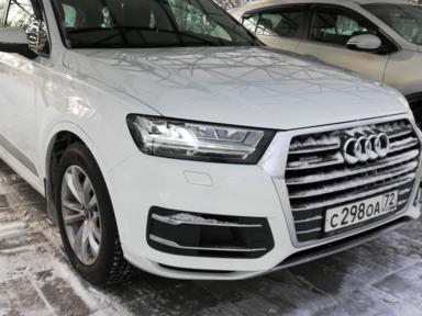 Audi Q7 2018 отзыв автора | Дата публикации 02.02.2019.