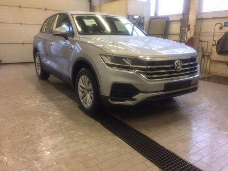 Volkswagen Touareg 2018 - отзыв владельца