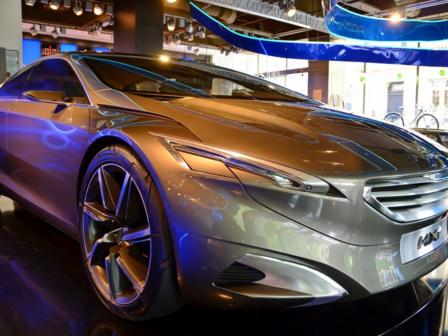 Peugeot 308 2014 - отзыв владельца
