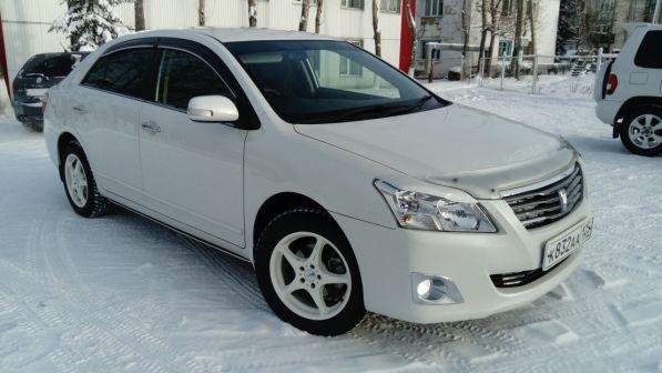 Toyota Premio 2009 - отзыв владельца
