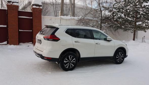 Nissan X-Trail 2019 - отзыв владельца