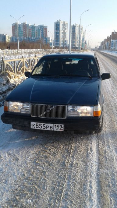 Volvo 940 1993 отзыв автора | Дата публикации 04.02.2019.
