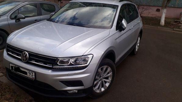 Volkswagen Tiguan 2019 - отзыв владельца
