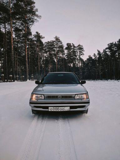 Subaru Legacy 1990 отзыв автора | Дата публикации 05.02.2019.