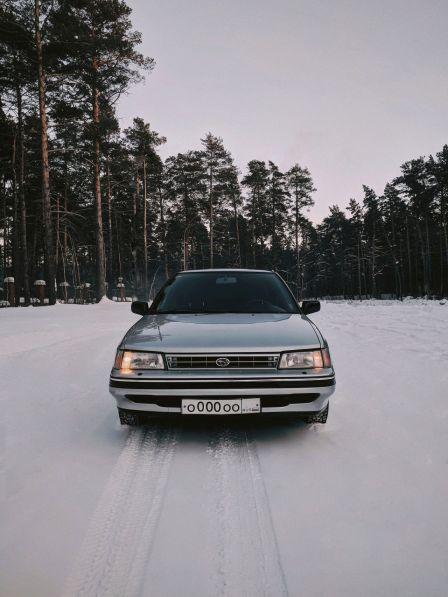 Subaru Legacy 1990 - отзыв владельца