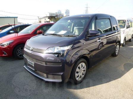 Toyota Spade 2014 - отзыв владельца