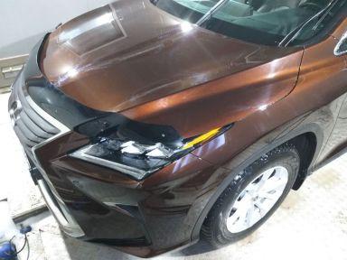 Lexus RX200t 2017 отзыв автора | Дата публикации 06.02.2019.