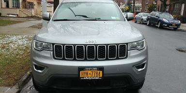 Jeep Grand Cherokee 2018 отзыв автора | Дата публикации 08.02.2019.