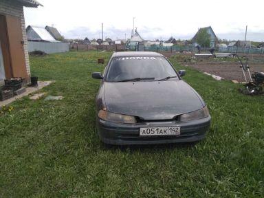 Honda Ascot Innova, 1992