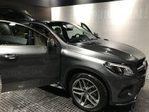 Отзыв о Mercedes-Benz GLE Coupe, 2018 отзыв владельца