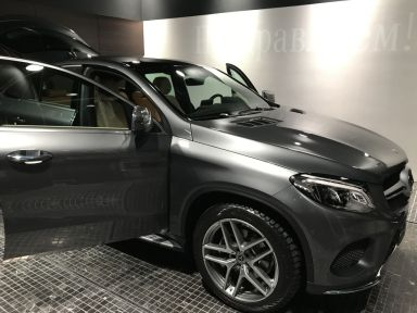 Mercedes-Benz GLE Coupe, 2018