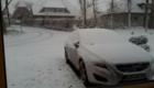 самый холодный и снежный день в году. В Германии стихийное бедствие