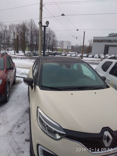 Renault Kaptur, 2018