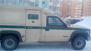 Chevrolet Silverado, 1997