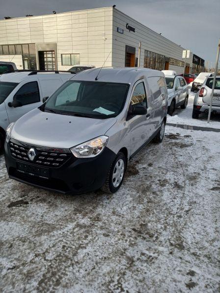 Renault Dokker 2019 - отзыв владельца