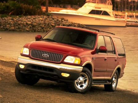 Ford Expedition 1996 - отзыв владельца