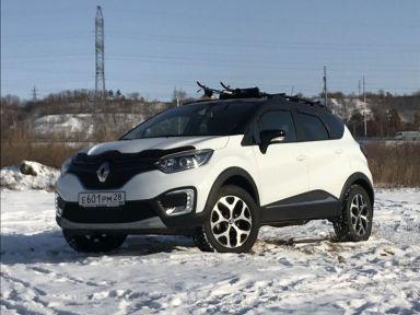 Renault Kaptur 2017 отзыв автора | Дата публикации 18.02.2019.