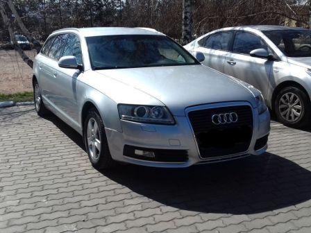 Audi A6 2009 - отзыв владельца