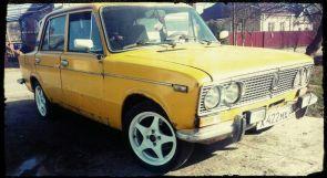 Лада 2103, 1977