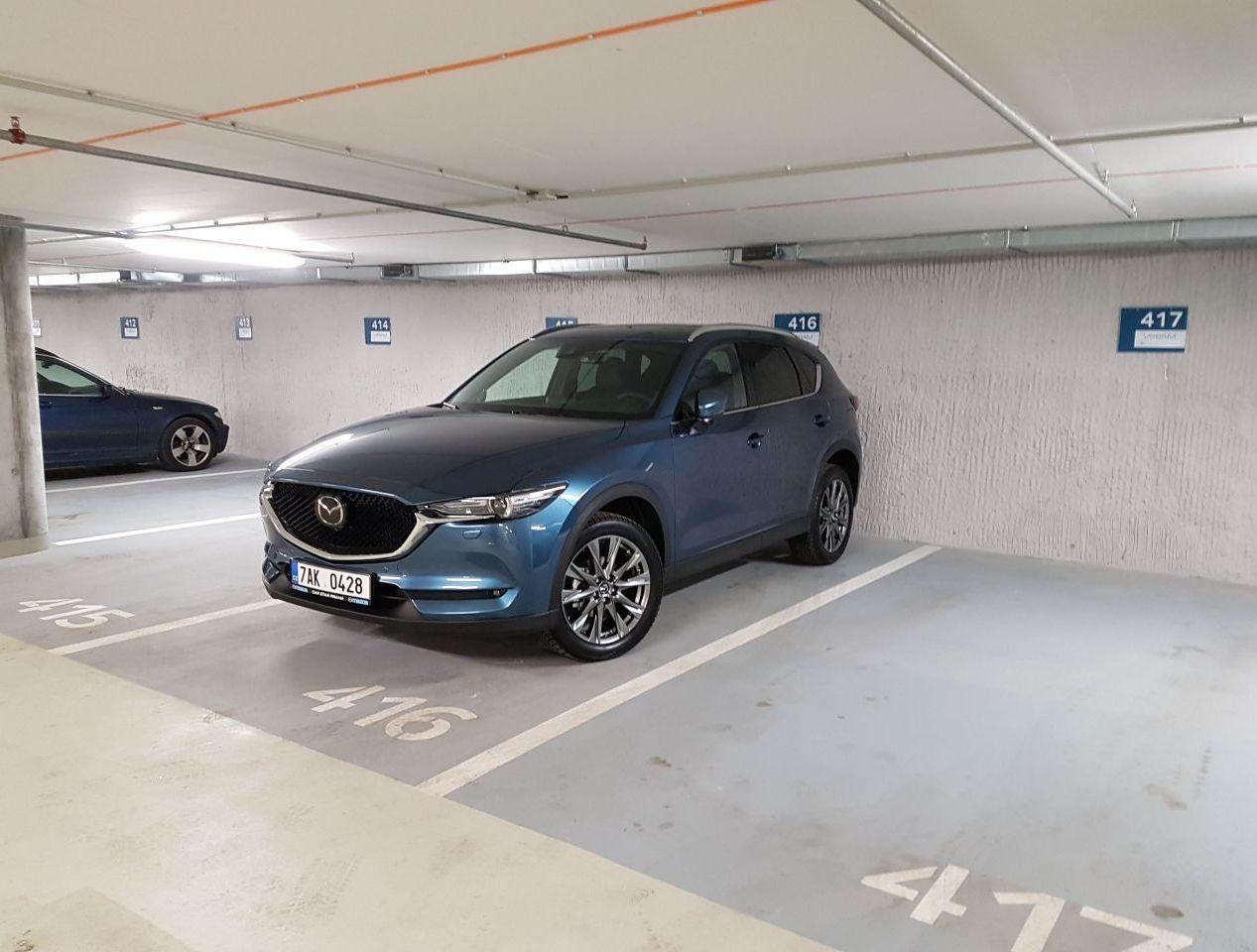 Паркинг на работе