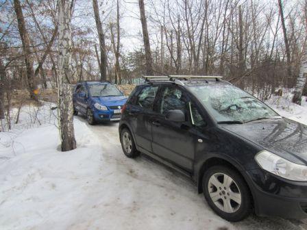 Fiat Sedici 2008 - отзыв владельца