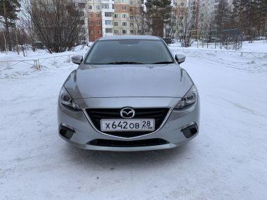 Mazda Axela, 2015