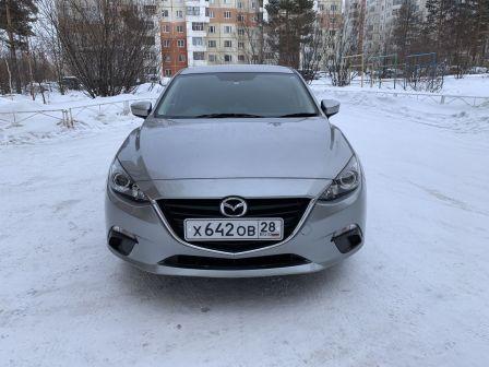 Mazda Axela 2015 - отзыв владельца