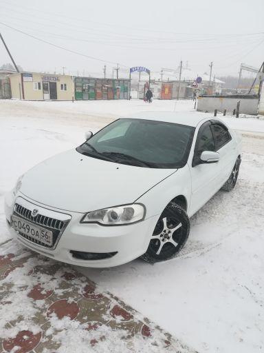 ГАЗ Волга Сайбер 2010 отзыв автора | Дата публикации 24.02.2019.