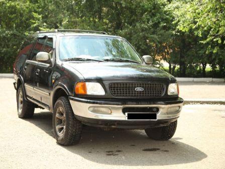Ford Expedition 1998 - отзыв владельца