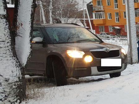 Skoda Yeti 2010 - отзыв владельца