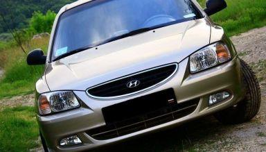 Hyundai Accent 2004 отзыв автора | Дата публикации 28.02.2019.