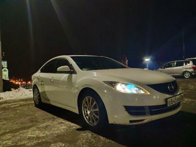 Mazda Atenza 2008 отзыв автора | Дата публикации 28.02.2019.