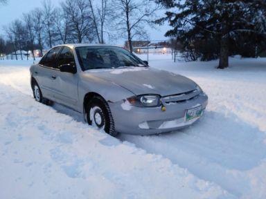 Chevrolet Cavalier, 2003