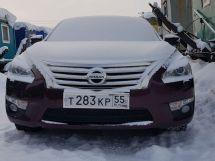 Nissan Teana, 2014