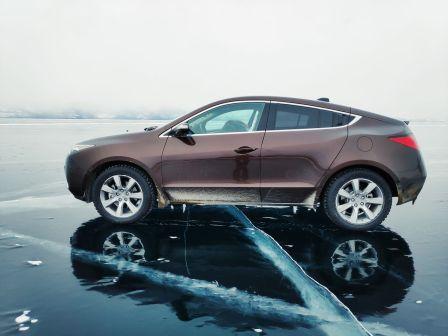 Acura ZDX 2011 - отзыв владельца
