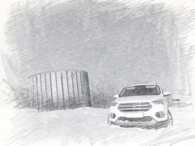 Ford Kuga, 2018