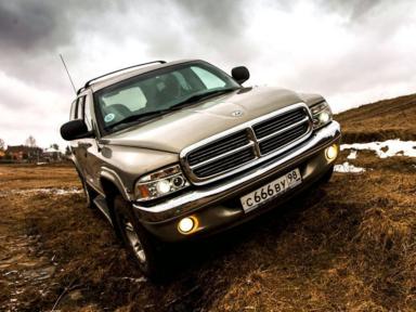 Dodge Durango 1998 отзыв автора | Дата публикации 02.01.2015.