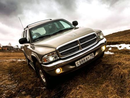 Dodge Durango 1998 - отзыв владельца